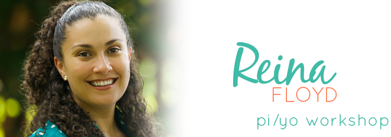 Reina Floyd - PiYo Workshop